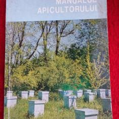MANUALUL APICULTORULUI - HARNAJ ,ANUL 1979 .