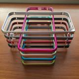 Bumper aluminiu / Bumper metalic / Husa pentru IPhone 6 / 6s