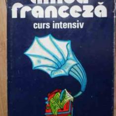 Limba Franceza Curs Intensiv - Mihaela Gulea Henry-pierre Blottier ,532581