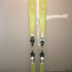Ski schi Carve all-mountain SALOMON BBR-LIMELITE 160cm 160x7.4cm(2014) - Skiuri