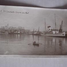 CONSTANTA VEDERE DIN PORT, CCA 1925//CARTE POSTALA - Carte Postala Dobrogea pana la 1904, Necirculata, Fotografie