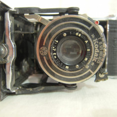 Vand aparat foto cu burduf Kodak Junior 620,nefunctional.
