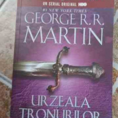 Urzeala Tronurilor Vol. 2 - George R.r. Martin, 533017 - Carte in engleza