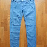Blugi Armani Jeans Indigo 009 Series; marime 29, vezi dimensiuni; 2% elastan
