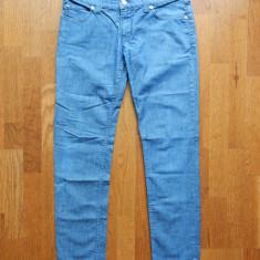 Blugi Armani Jeans Indigo 009 Series; marime 29, vezi dimensiuni; 2% elastan - Blugi dama Armani Jeans, Culoare: Din imagine, Lungi