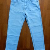 Blugi Versace Jeans Couture; marime 33/30, vezi dimensiuni; impecabili, ca noi