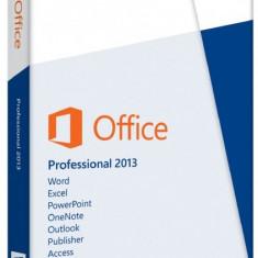 Microsoft Office Professional 2013 - in limba Romana sau Engleza - Aplicatie PC