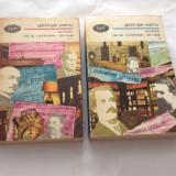 GH. PANU - AMINTIRI DE LA JUNIMEA DIN IASI 2 vol, rf11/3 - Eseu