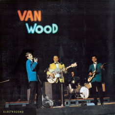 "Van Wood Quartet - Van Wood (10""), VINIL, electrecord"