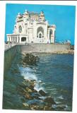 @carte postala(ilustrata) -CONSTANTA-Restaurantul Cazino, Circulata, Printata