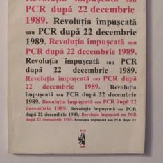 "AF - Victor FRUNZA ""Revolutia Impuscata sau PCR dupa 22 decembrie 1989"""
