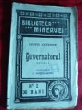 Leonid Andreiev - Guvernatorul -Ed. 1910 ,trad. C.Sandu Aldea -Minerva nr 2