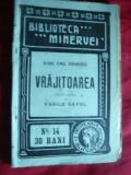 K.Emil Franzos - Vrajitoarea -Ed. 1908 Minerva nr.14 ,trad. V.Savel