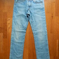 Blugi Armani Jeans Indigo 009 Series; marime 27, vezi dim.; impecabili, ca noi - Blugi dama Armani Jeans, Culoare: Din imagine, Lungi