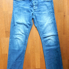 Blugi Jack & Jones Est. 1975 JJ 75 Jeans Intelligence Stanza Style; marime 32/32 - Blugi barbati Jack & Jones, Culoare: Din imagine