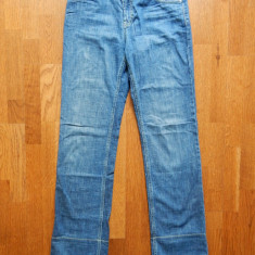Blugi Tommy Hilfiger Jeans; marime 8 UK, vezi dimensiuni exacte; impecabili - Blugi dama Tommy Hilfiger, Marime: Alta, Culoare: Din imagine, Lungi