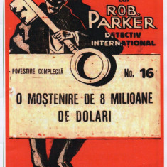 O MOSTENIRE DE 8 MILIOANE DE DOLARI