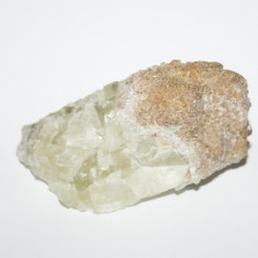 Roca provenienta Germania, formata din doua tipuri de cristale - Fosila roca