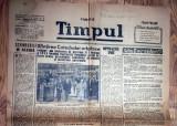 Cumpara ieftin ZIAR VECHI TIMPUL 9 OCTOMBRIE 1946