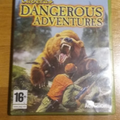 Joc XBOX 360 Cabela's Dangerous adventures original PAL / by WADDER, Actiune, 12+, Single player