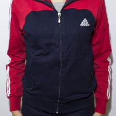 Trening Adidas dama - trening dama trening slim fit trening negru 7 culori, Marime: S, M, L, Culoare: Bleumarin, Gri, Magenta, Rosu, Turcoaz