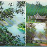Bnk cp Jud Caras-Severin - Vedere - necirculata - Carte Postala Banat dupa 1918, Printata