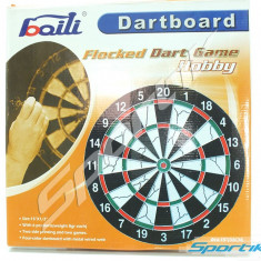Set de darts Baili Hobby 15 '' (Bailey Hobby) cu 6 sageti incluse - Set Darts
