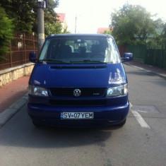 Vand VW MULTIVAN 7 Locuri Inmatriculata Ro, An Fabricatie: 1999, Motorina/Diesel, 320000 km, 2500 cmc