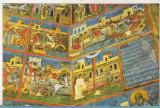 bnk cp  Manastirea Voronet - Detaliu - necirculata