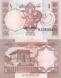 PAKISTAN 1 rupee 1983 AUNC!!!