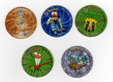 LOT POKEMON TAZO DUO