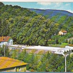 Bnk cp Baile Moneasa - Strandul - necirculata - marca fixa - Carte Postala Crisana dupa 1918, Printata