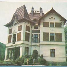 Bnk cp Baile Moneasa - Vila turistica - necirculata - marca fixa - Carte Postala Crisana dupa 1918, Printata
