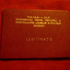 Legitimatie acces la MAIAACLF 1975 - Diploma/Certificat