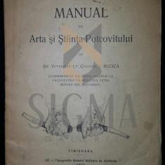 D. VETERINAR LT. COLONEL I. BUCICA - MANUAL DE ARTA SI STIINTA POTCOVITULUI - Carte de colectie