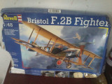 Bnk jc Revell Bristol F.2B Fighter, 1:48