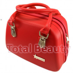 Geanta Produse Cosmetice Fraulein38 - Red Beauty Case OFERTA - Geanta cosmetice