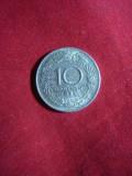 Moneda 10 grossi 1928 Austria , Cu-Ni ,cal.f.buna