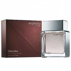Calvin Klein Euphoria men EDT 100 ml pentru barbati - Parfum barbati Calvin Klein, Apa de toaleta