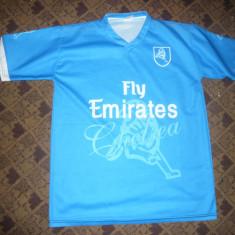 Tricou al Echipei de Fotbal Chelsea Anglia, jucator Drogba, masura S - Tricou echipa fotbal, Marime: S, Culoare: Bleu