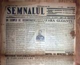 ZIAR VECHI SEMNALUL 31 AUGUST 1945