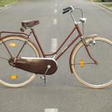 Den Haag - bicicleta clasica de dama - Bicicleta Dama, 22 inch, 28 inch, Numar viteze: 1