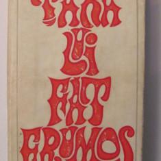 """AF - Culegere de poezii """"Tara lui Fat Frumos"""""""