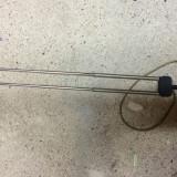 Antena de interior, dubla pentru TV