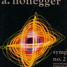 Vinil - A.Honegger Simfonia nr.2 si nr.3 - Muzica Opera Altele