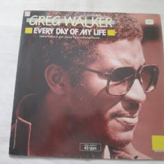 Greg Walker – Every Day Of My Life _ vinyl, 12