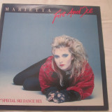 Marietta ‎– Fire And Ice _ vinyl,12,Germania,disco anii'80
