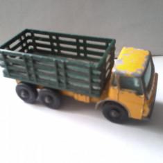 Bnk jc Matchbox Stake Truck - Macheta auto