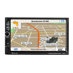 Navigatie GPS si Player VIDEO 7inch HD COD: 7020G, 7 inch, Redare audio: 1, Touch-screen display: 1, Telecomanda: 1, Memorie extensibila: 1