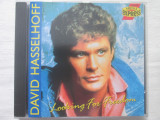 David Hasselhoff ‎– Looking For Freedom _ cd,album,Germania